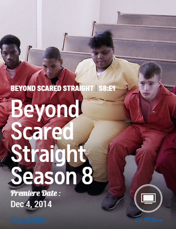 beyond scared straight failures